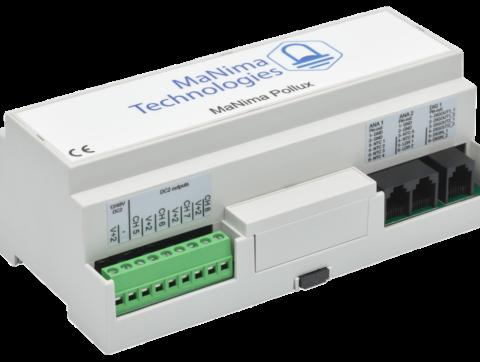 MaNima Pollux-industrial-LED-Pixel-PWM-Monitoring-Module