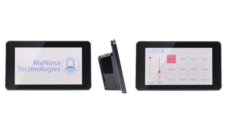 MaNima Digital-Industrial-Architectural-LED-Interface-Configurator