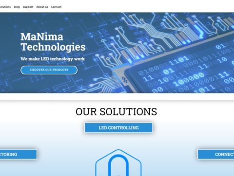 MaNima Website